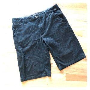 prAna // Men's Plaid Short